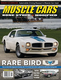 Muscle Cars Spring Issue 2021