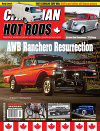 Canadian Hot Rod Magazine April and May 2019 Volume 14 Issue 4