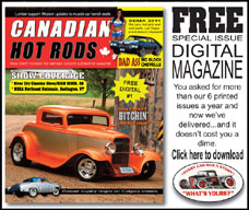 Free Hot Rod Magazine Issue