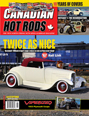 Canadian Hod Rod Magazine July August 2015 - Volume 10, Issue 06
