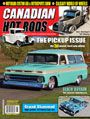 Canadian Hod Rod Magazine May June 2016 - Volume 11, Issue 05