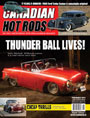 Canadian Hod Rod Magazine January February 2018 - Volume 13, Issue 03