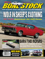 Bone Stock Hod Rod Magazine Fall 2015